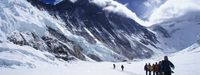 Skype - Mount Everest Ascent expedition 2013